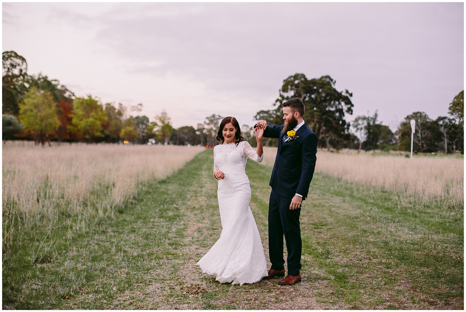 Al Ru Farm Wedding Photographer Adelaide Autumn Photography